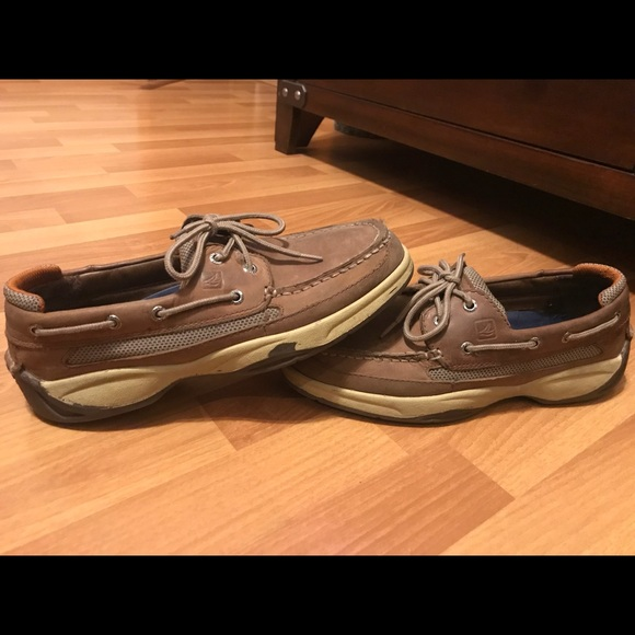 Sperry Other - Men's Brown Sperry's (Size: 8.5)